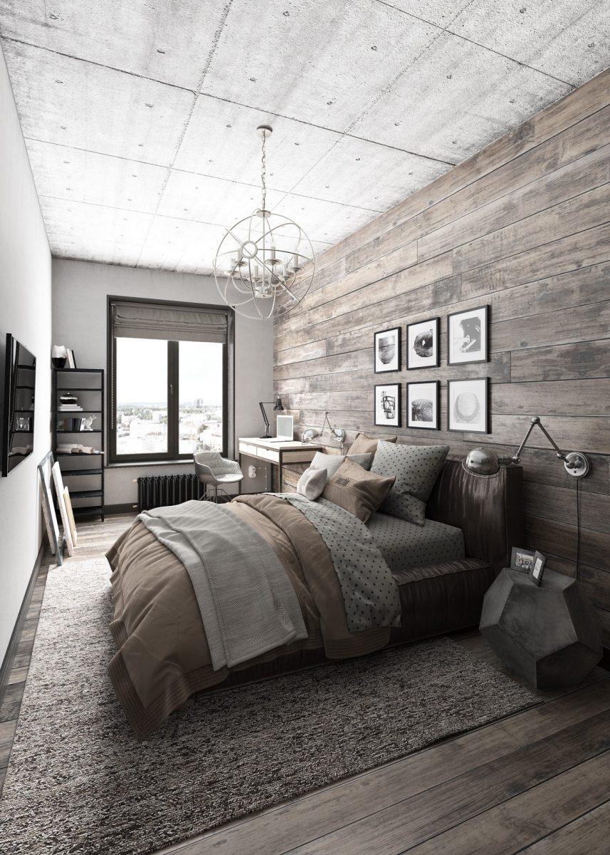 industrial-apartment-bedroom-decor