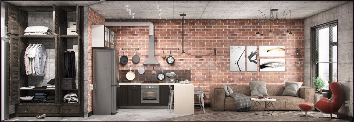 traditional-meets-industrial-apartment-design (1)